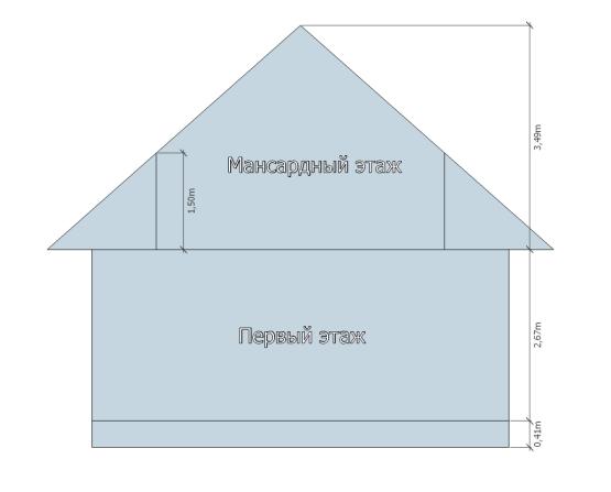 Схема этажей