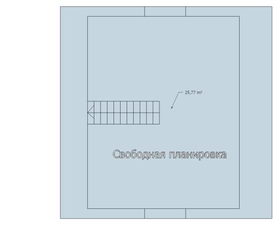 Схема 2 этаж