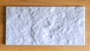 Фактура полиблока Балканский камень